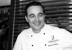 Chef executivo do Gabbiano