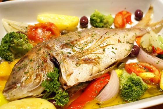 Pesce Gabbiano
